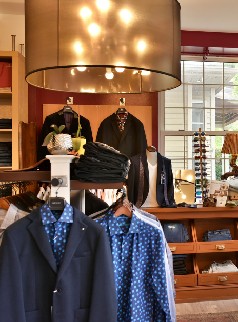 Jack Mens Style Display